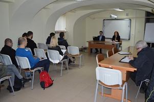 Ośrodek doradczy - spotkanie
