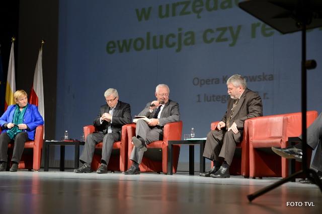 Gala z okazji Dnia Pracownika Publicznych Służb Zatrudnienia w 2013 roku