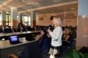 """Konferencja podsumowująca realizację projektu """"Przyjemne z pożytecznym – staże w Niemczech dla osób bezrobotnych"""" w ramach programu """"Uczenie się przez całe życie"""""""
